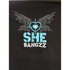 She Bangzz T-shirt